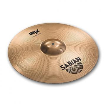"Custom SABIAN 16"" B8X Rock Crash MedHvy"