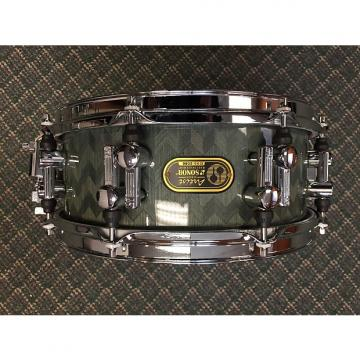 Custom Sonor Artist snare drum, birch 12 x 5 Greyish, subtle herringbone