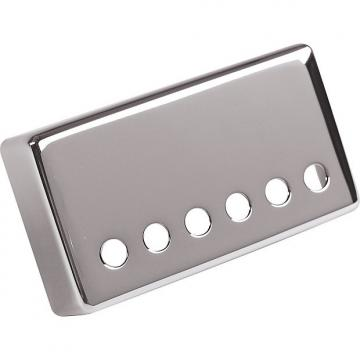 Custom Gibson Bridge Position Humbucker Cover - Chrome