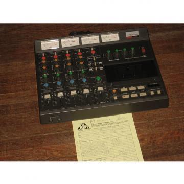 Custom Tascam 244 Portastudio w/90 Day Warranty, Pro Refurbed Vintage MIJ TEAC 4 Track