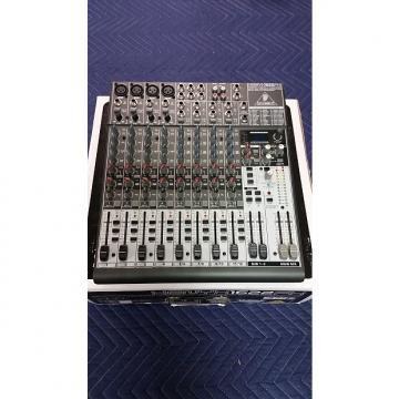 Custom Behringer Xenyx X1622USB 16-Input Mixer Black & Grey