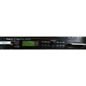 Custom Roland  S-760 w/OP-760-01 Optical board, DA-400 4CH D to A, RC-100, MU-1& 32Mb of RAM installed