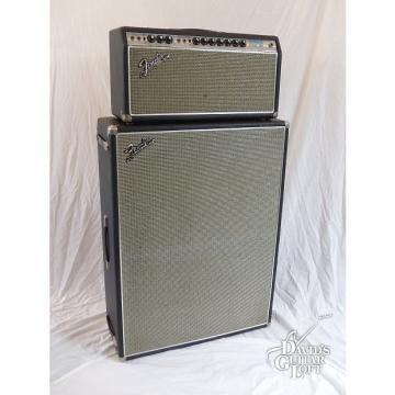 Custom Fender  1968  Bandmaster Reverb TFL 5005D Piggyback