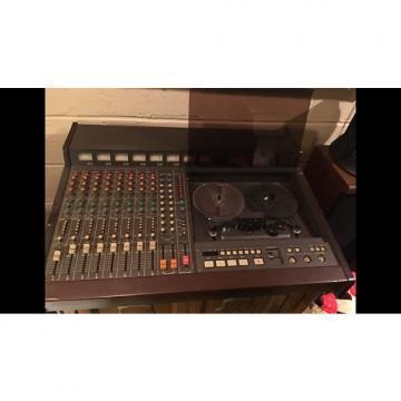 Custom Tascam  388 Black