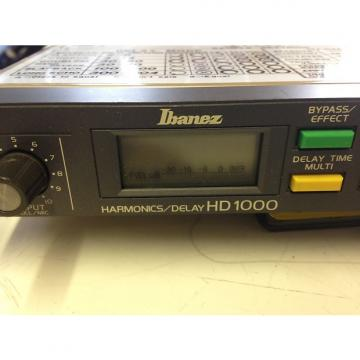 Custom Ibanez Hd1000 harmonix/delay