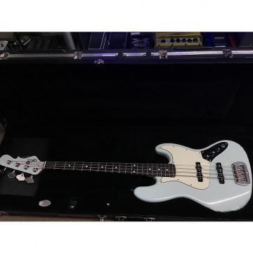 Custom 2012 G&L American JB Bass Sonic Blue