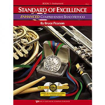 Custom Standard of Excellence Enhanced Book 1 - Baritone BC