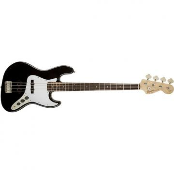 Custom Squier Affinity Series™ Jazz Bass® Black