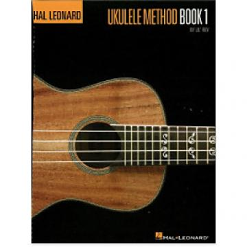 Custom Ukulele Method - Book 1