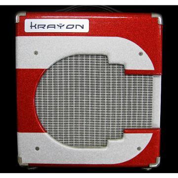 Custom Bennett Music Labs Krayon AD7 7 Watt Small Guitar Tube Amplifier AD-7