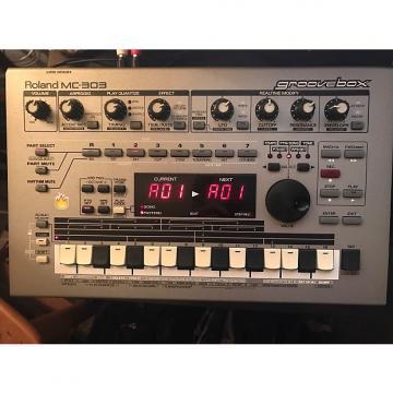 Custom Roland MC-303 1996-1997 Silver