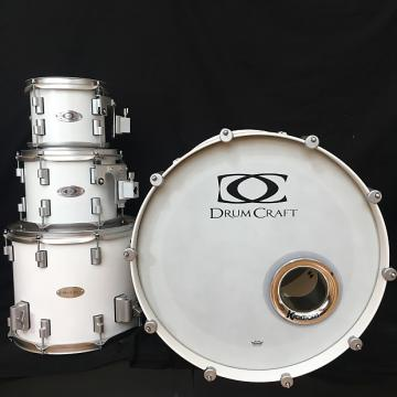 Custom Drumcraft Series 8 4-piece Drum Kit