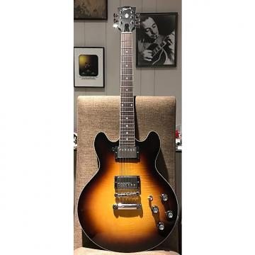 Custom Gibson ES 339 Traditional Pro 2015 Tobacco Sunburst