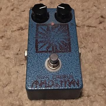 Custom Analogman Mini Chorus  Blue