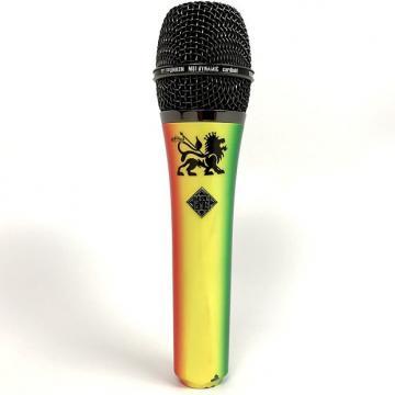 Custom Telefunken M81 Universal Dynamic Cardioid Live Studio Vocal Microphone Reggae