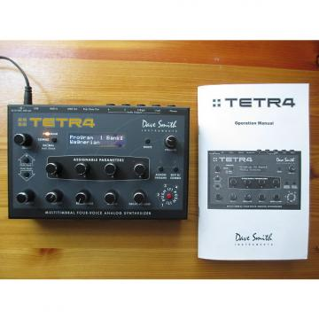 Custom Tetra Synthesizer from Dave Smith Instruments (DSI)