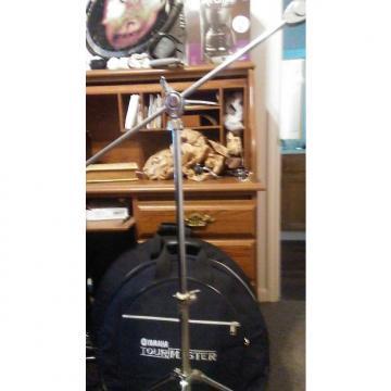 Custom Slingerland Tubular Leg 3 Section Boom Stand. 2000? Niles Area Gibson Guitar. Chrome