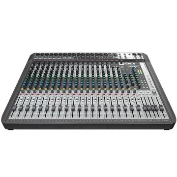 Custom Soundcraft Signature 22