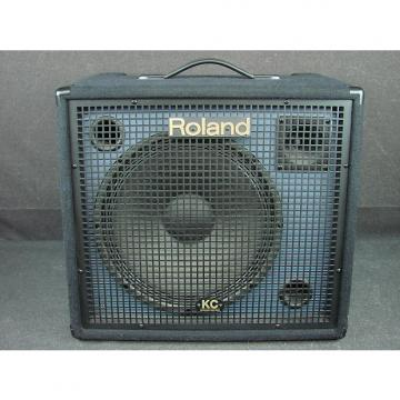 "Custom Roland KC-550 Four-Channel 180 Watt 15"" Keyboard/PA Amplifier"