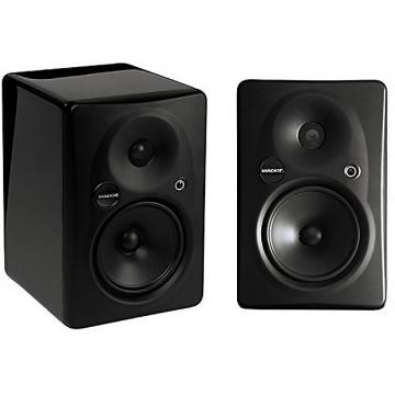 Custom Mackie - HR624 MKII HR-624 MK2 Powered THX Studio Monitors - Pair