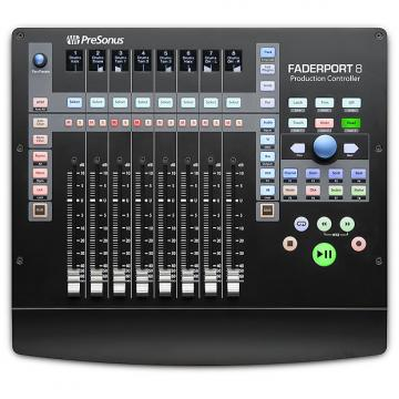 Custom Presonus - FaderPort 8 8-channel Mix Production Controller