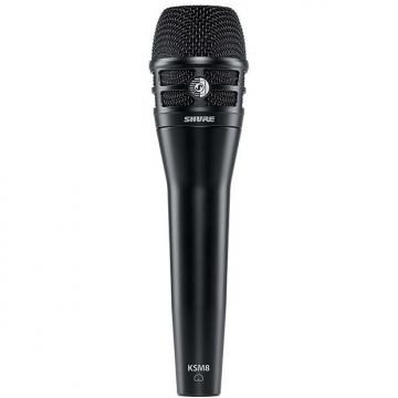 Custom Shure - KSM8/B Dualdyne Vocal Microphone