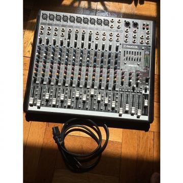 Custom Mackie ProFX16v2 16-channel Professional Effects Mixer with USB 2015