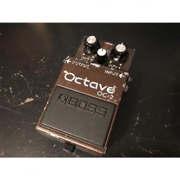 Custom Boss OC-2 Octave  Brown