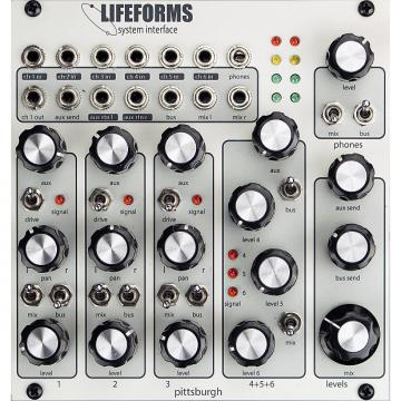 Custom Pittsburgh Modular Lifeforms System Interface Mixer