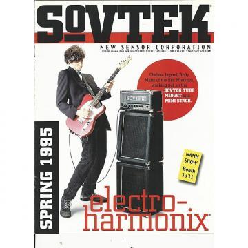 Custom Sovtek-Catalog, 1995