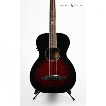Custom Fender T-Bucket Acoustic Bass E