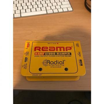 Custom Radial  Reamp X-amp