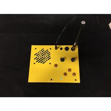Custom Critter & Guitari KALEIDOLOOP digital looper synthesizer Bright Yellow