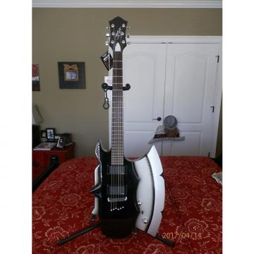 Custom Cort GS-Axe_2 LTD Gene Simmons Guitar w/ EMG PU's. Only 50 Made 2013 Black/SIlver