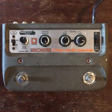 Custom Boss CE-1 Chorus Ensemble 1982