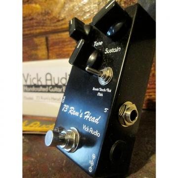 Custom Vick Audio '73 Ram's Head   w/box