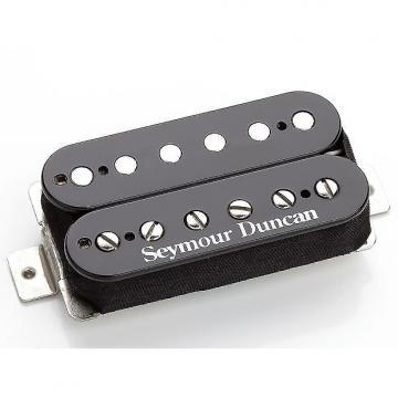 Custom Seymour Duncan Pearly Gates SH-PG1 Bridge Black 11102-49
