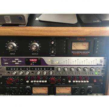 Custom Audient ASP800 8-Channel Preamp with IRON and HMX