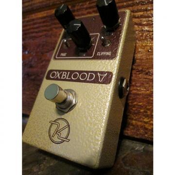 Custom Keeley Oxblood Overdrive    *box and goodies