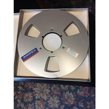 "Custom Ampex Metal 1/2""x10.5"" Take Up Reel"