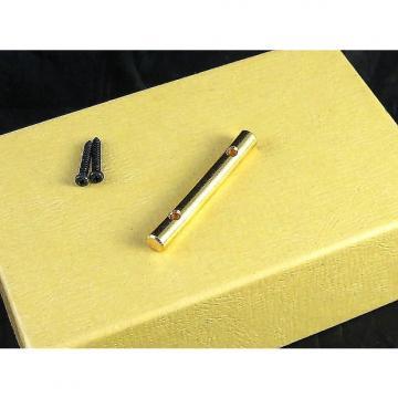 Custom String Retainer Bar for Floyd Rose Locking Nut Gold w Screws AP 0724-002