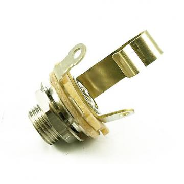 "Custom Switchcraft 1/4"" Mono Input Jack"