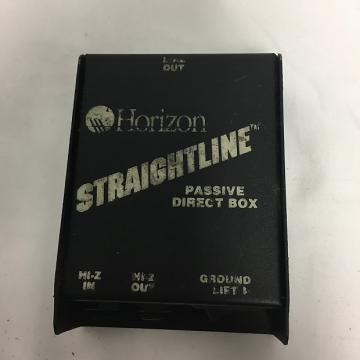 Custom Horizon Straightline Passive DI