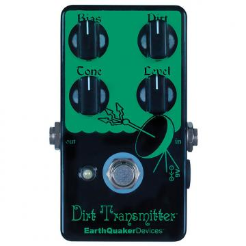 Custom Earthquaker Devices Dirt Transmitter Fuzz Pedal