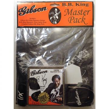 Custom Gibson BB King Master Pack Case Candy