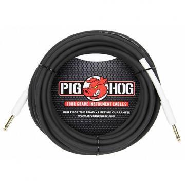 Custom Pig Hog PH10 Instrument Cable 10 Feet