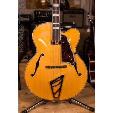 Custom D'Angelico EXL-1 Hollowbody Electric Guitar Natural