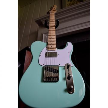 Custom G&L ASAT Tribute Bluesboy 2017 Mint Green - Like New