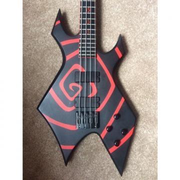 Custom BC Rich Vortex Warlock Bass 2010