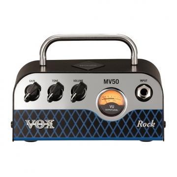 Custom NEW Vox MV50 Rock Head